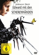 Edward Scissorhands - German DVD movie cover (xs thumbnail)