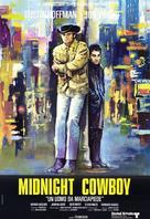 Midnight Cowboy - Italian Movie Poster (xs thumbnail)