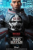 """""""Star Wars: The Bad Batch"""" - French Movie Poster (xs thumbnail)"""