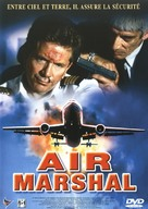 Air Marshal - French DVD cover (xs thumbnail)