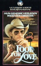 Fool for Love - Dutch Movie Cover (xs thumbnail)