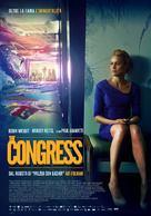 The Congress - Italian Movie Poster (xs thumbnail)