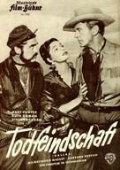 Dallas - German poster (xs thumbnail)
