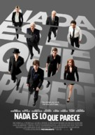 Now You See Me - Bolivian Movie Poster (xs thumbnail)