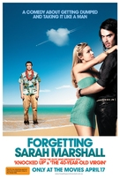 Forgetting Sarah Marshall - Australian Movie Poster (xs thumbnail)