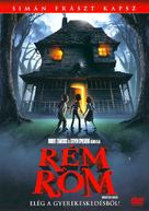 Monster House - Hungarian DVD movie cover (xs thumbnail)