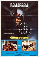 Rollerball - Turkish Movie Poster (xs thumbnail)