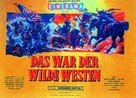 How the West Was Won - German Movie Poster (xs thumbnail)
