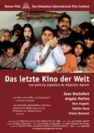 Viento se llevó lo qué, El - German Movie Poster (xs thumbnail)