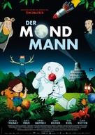 Der Mondmann - German Movie Poster (xs thumbnail)