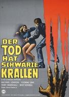 I Was a Teenage Werewolf - German Movie Poster (xs thumbnail)
