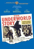 The Underworld Story - DVD cover (xs thumbnail)