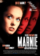Marnie - French Re-release poster (xs thumbnail)