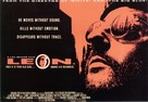 Léon: The Professional - British Movie Poster (xs thumbnail)