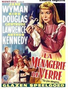 The Glass Menagerie - Belgian Movie Poster (xs thumbnail)