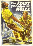 The Phenix City Story - German Movie Poster (xs thumbnail)