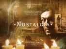 Nostalghia - British Re-release movie poster (xs thumbnail)