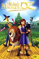 Legends of Oz: Dorothy's Return - French DVD cover (xs thumbnail)