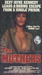 The Muthers - VHS cover (xs thumbnail)