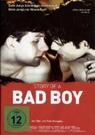 Story of a Bad Boy - German Movie Poster (xs thumbnail)