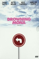 Drowning Mona - South Korean DVD cover (xs thumbnail)