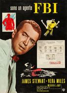 The FBI Story - Italian Movie Poster (xs thumbnail)