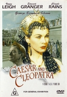 Caesar and Cleopatra - Australian Movie Cover (xs thumbnail)