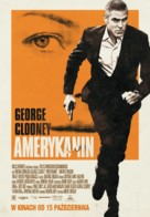 The American - Polish Movie Poster (xs thumbnail)
