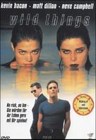 Wild Things - German Movie Cover (xs thumbnail)