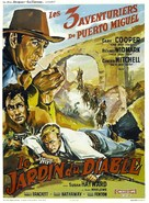 Garden of Evil - French Movie Poster (xs thumbnail)