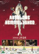 """Absalons hemmelighed"" - Danish DVD cover (xs thumbnail)"