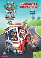 """PAW Patrol"" - German Movie Poster (xs thumbnail)"