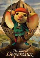 The Tale of Despereaux - Movie Cover (xs thumbnail)