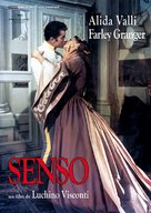 Senso - French Movie Poster (xs thumbnail)