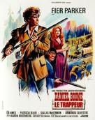 Daniel Boone: Frontier Trail Rider - French Movie Poster (xs thumbnail)