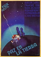 The World Moves On - Spanish Movie Poster (xs thumbnail)