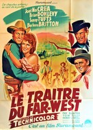 The Virginian - French Movie Poster (xs thumbnail)