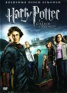 Harry Potter and the Goblet of Fire - Italian Movie Cover (xs thumbnail)