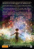 Beasts of the Southern Wild - Australian Movie Poster (xs thumbnail)