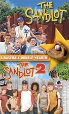 The Sandlot - VHS cover (xs thumbnail)
