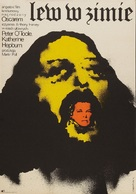 The Lion in Winter - Polish Movie Poster (xs thumbnail)