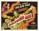 Indestructible Man - Movie Poster (xs thumbnail)