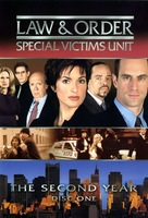 """Law & Order: Special Victims Unit"" - DVD cover (xs thumbnail)"