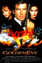 GoldenEye - Argentinian Theatrical movie poster (xs thumbnail)