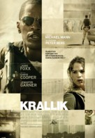 The Kingdom - Turkish Movie Poster (xs thumbnail)
