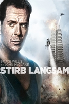 Die Hard - German DVD movie cover (xs thumbnail)