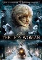 Løvekvinnen - French DVD movie cover (xs thumbnail)