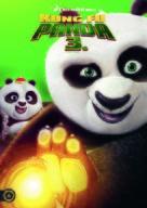Kung Fu Panda 3 - Hungarian Movie Cover (xs thumbnail)