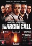 Margin Call - Danish DVD movie cover (xs thumbnail)