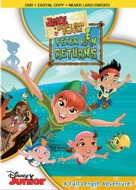 """""""Jake and the Never Land Pirates"""" - DVD movie cover (xs thumbnail)"""